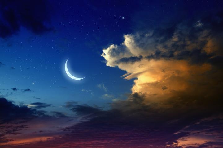 Lunárny Nov v znamení Rýb AnteAr WP